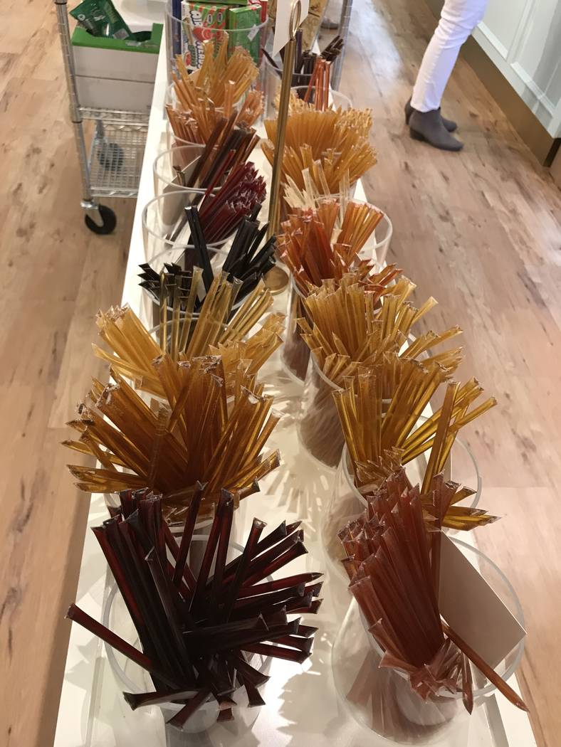 Al Mancini Honey Sticks at Lolli & Pops