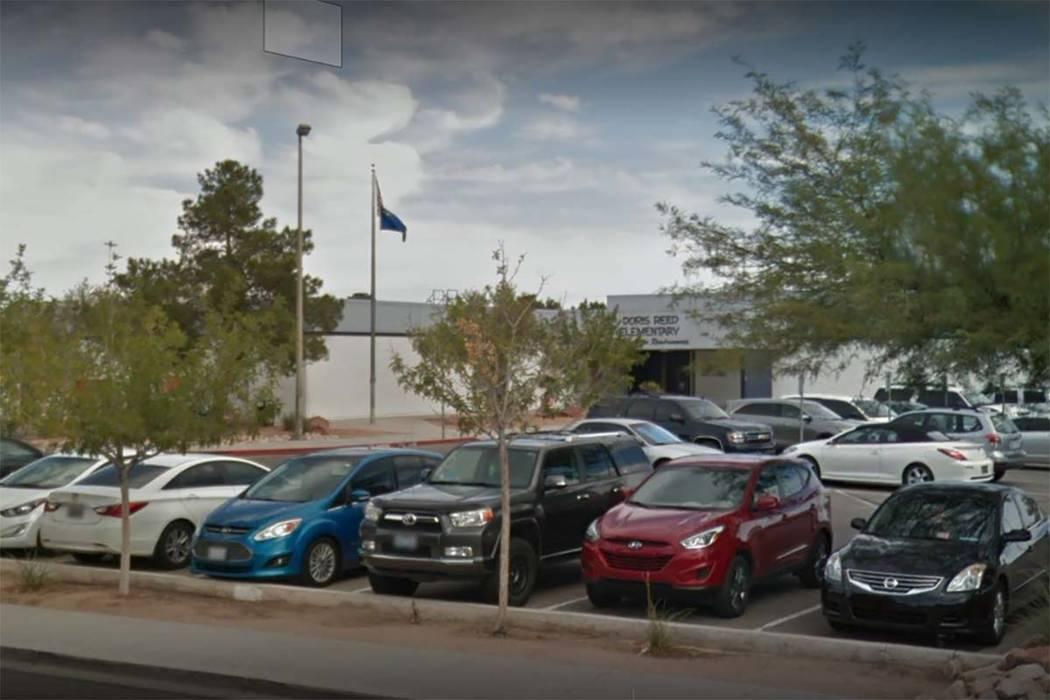 Reed Elementary School (Google Street View)