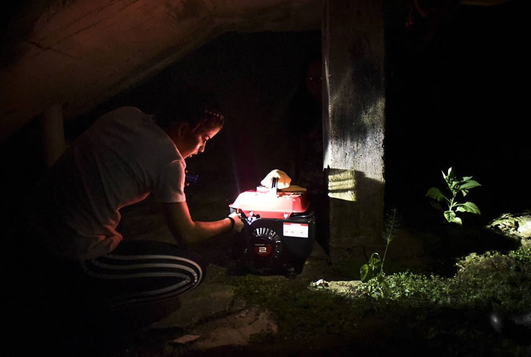 Puerto Rico Hit With New Blackout After Explosion at Power Plant