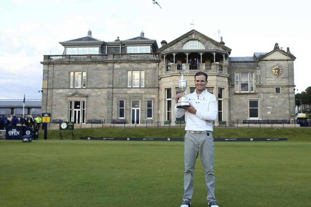 british open heads back to old course at st  andrews in