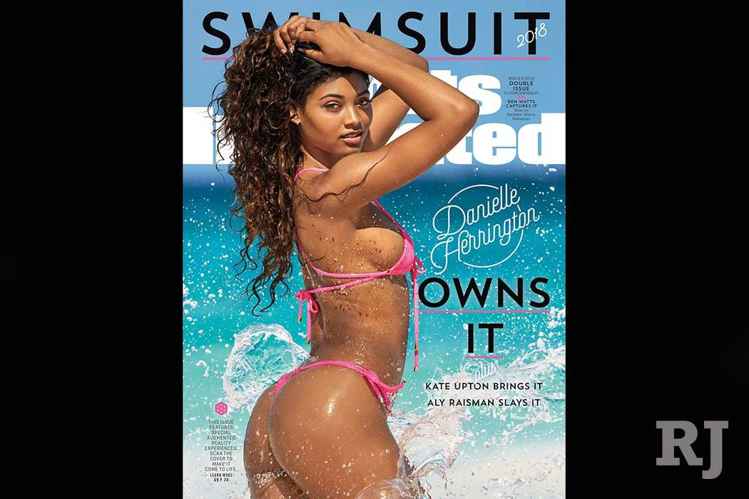 Ashley Graham and Danielle Herrington Slay in SI Swimsuit Issue