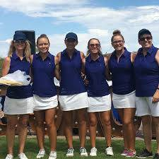 Nicole Dutt-Roberts (far left) and Kerri Clark (far right) are shown as co-captains of the Southern Nevada Girls Junior Americas Cup team. Dutt-Roberts and Clark have been selected to lead the Sou ...