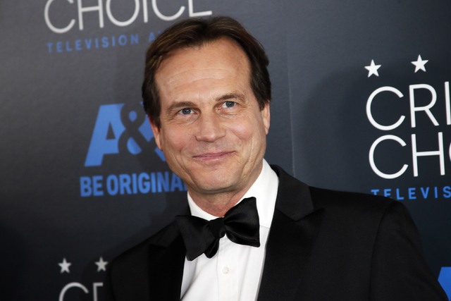 Actor Bill Paxton arrives at the 5th Annual Critics' Choice Television Awards in Beverly Hills, California May 31, 2015. (Danny Moloshok/Reuters)