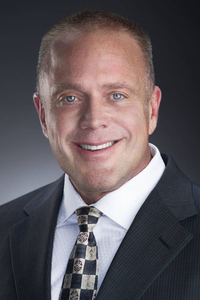 Gordon Miles, president/COO, Berkshire Hathaway HomeServices, Nevada Properties