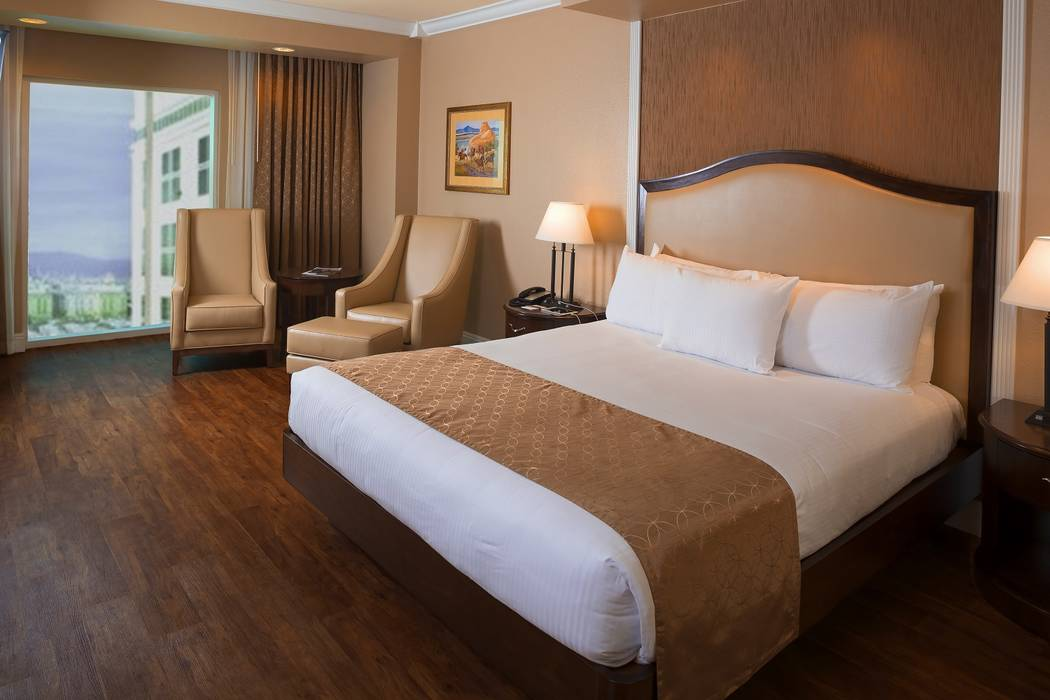 Rooms Review: South Point Planning $40M Upgrade To Guest Rooms