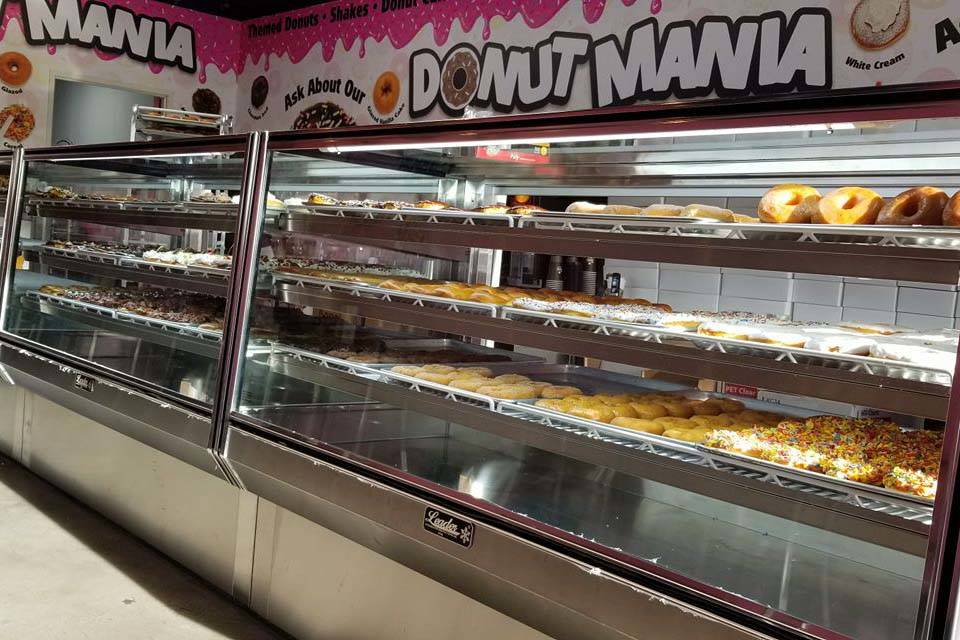 Donut Mania has opened a fourth location in the Summerlin community of Las Vegas, Nev. (Donut Mania)