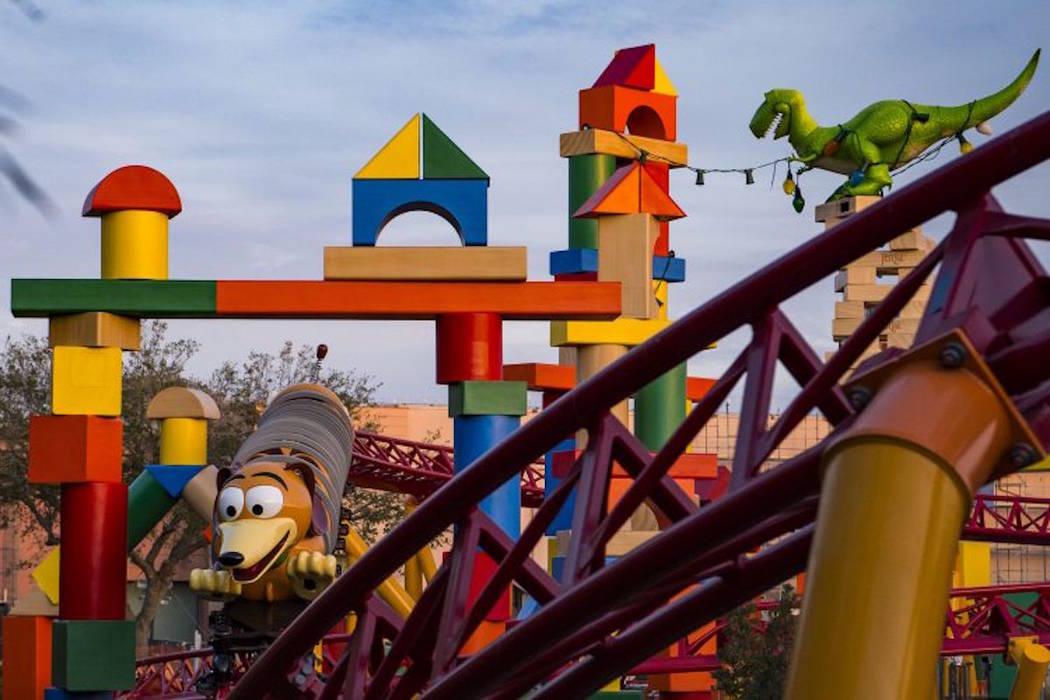 Toy Story Land at Walt Disney World Resort (Disney/Matt Stroshane)