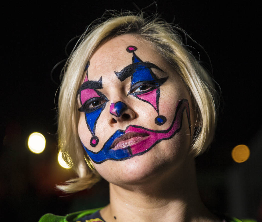 Emma Chickering at Insane Clown Posse's Juggalo Weekend on Saturday, February 17, 2018, at Fremont Country Club, in Las Vegas. Benjamin Hager Las Vegas Review-Journal @benjaminhphoto