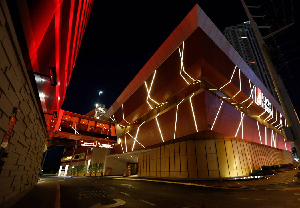 The Lucky Dragon in Las Vegas, Tuesday, Feb. 6, 2018. (Chitose Suzuki/Las Vegas Review-Journal) @chitosephoto