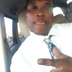 An image of Tashii Brown that was shown at his funeral at Davis Funeral Home on June 3, 2017, in Las Vegas.