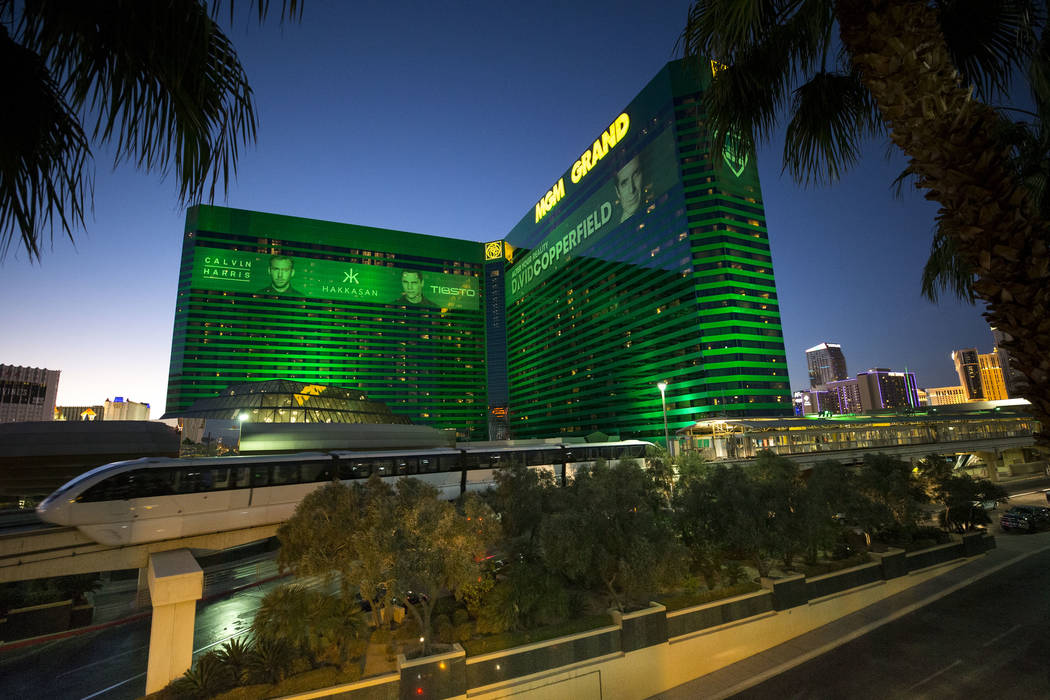 $2.50 Billion in Sales Expected for MGM Resorts International (MGM) This Quarter