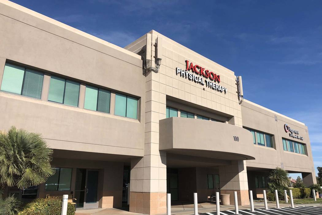Henderson medical office building sells for 32m las for House builder reviews