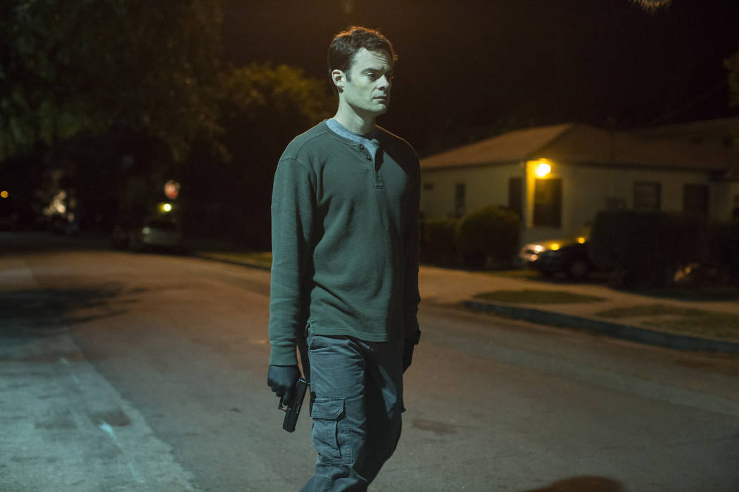 "Bill Hader stars in HBO's ""Barry."" (John P. Johnson/HBO)"