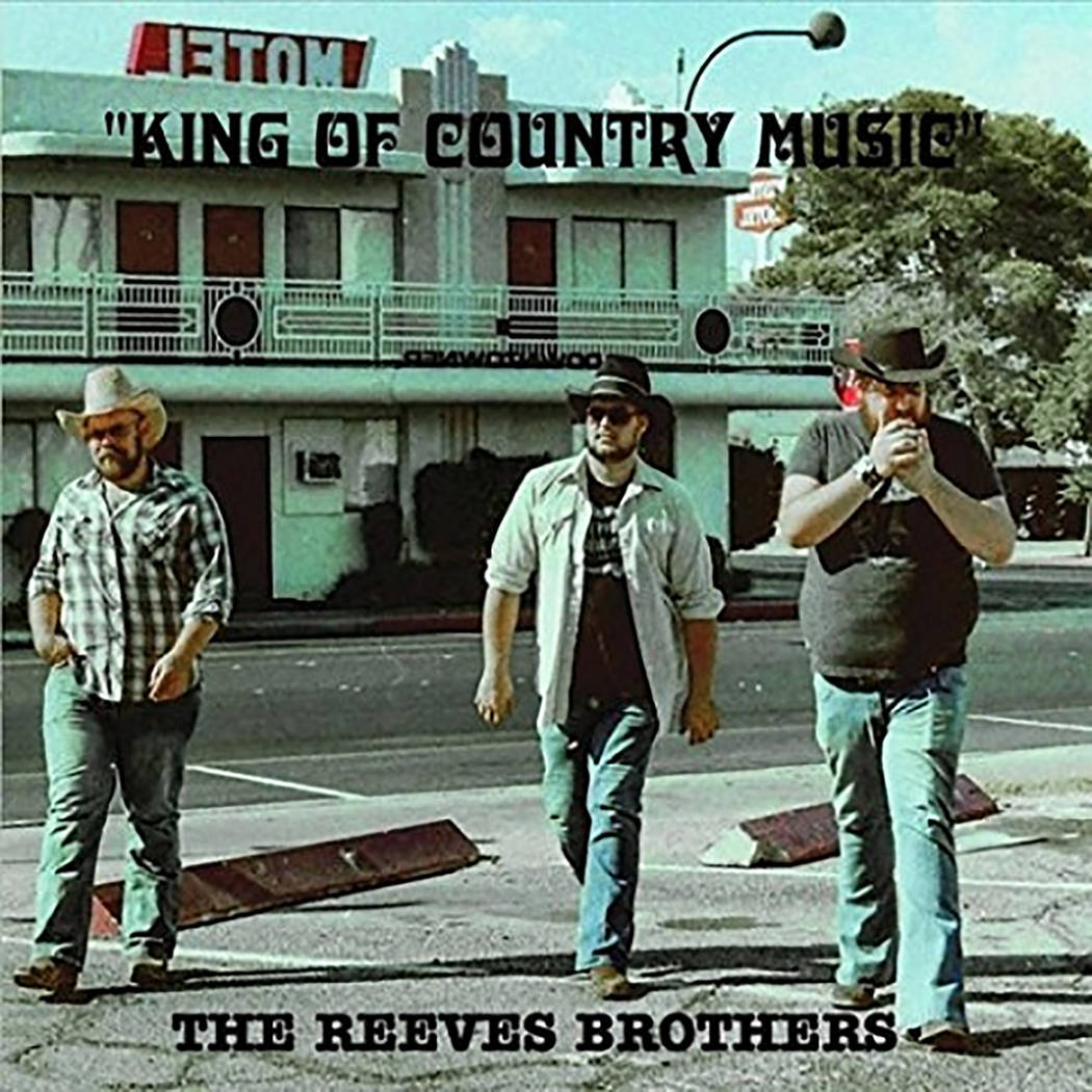 """The Reeves Brothers, """"King of Country Music"""" (The Reeves Brothers)"""