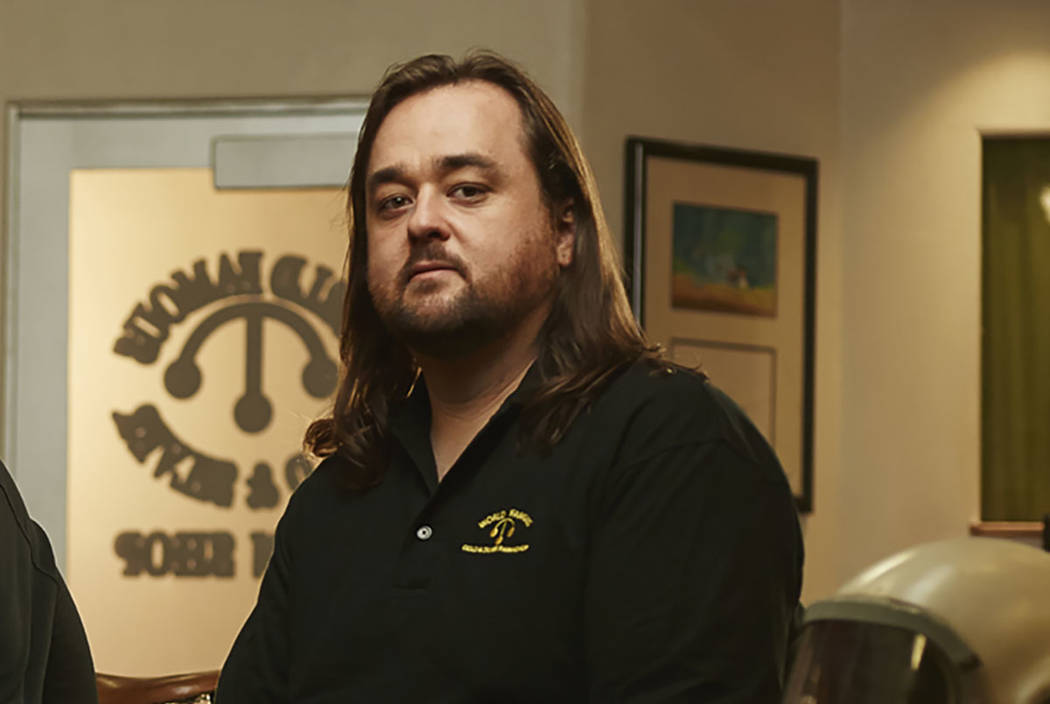 "Austin ""Chumlee"" Russell in World Famous Gold & Silver Pawn Shop"