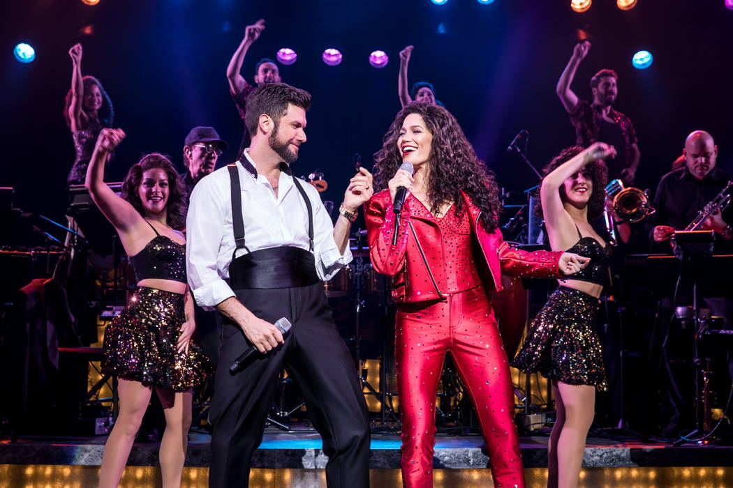 """On Your Feet,"" one of the musicals coming to The Smith Center in the 2018-19 season."