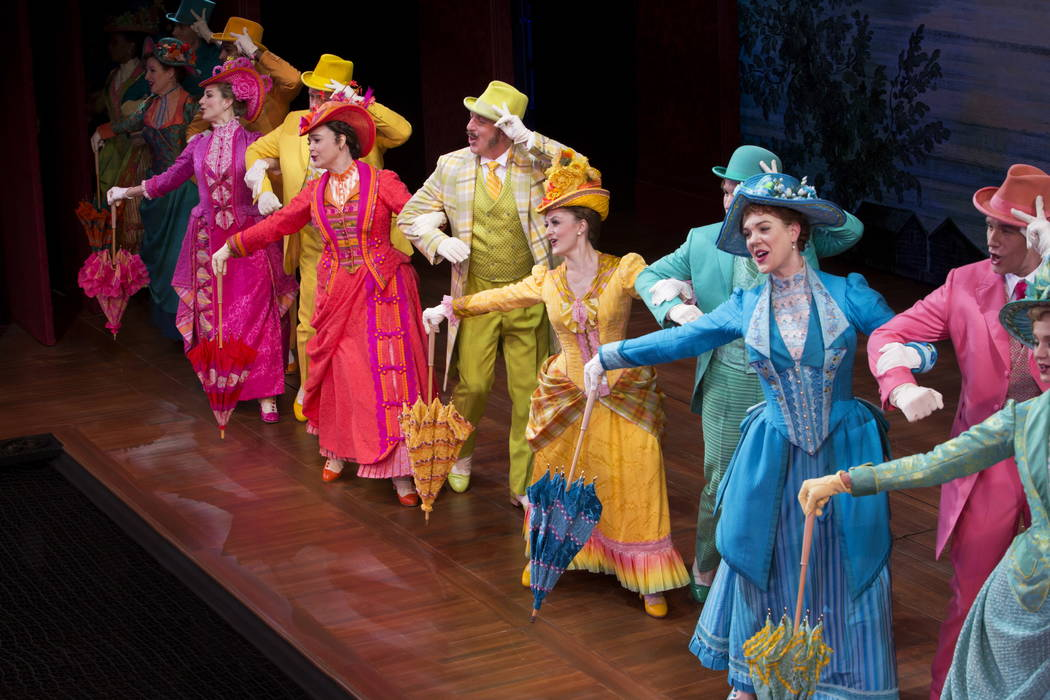 "The Tony-winning revival of ""Hello, Dolly!"" is part of The Smith Center's 2018-19 Broadway Las Vegas season."