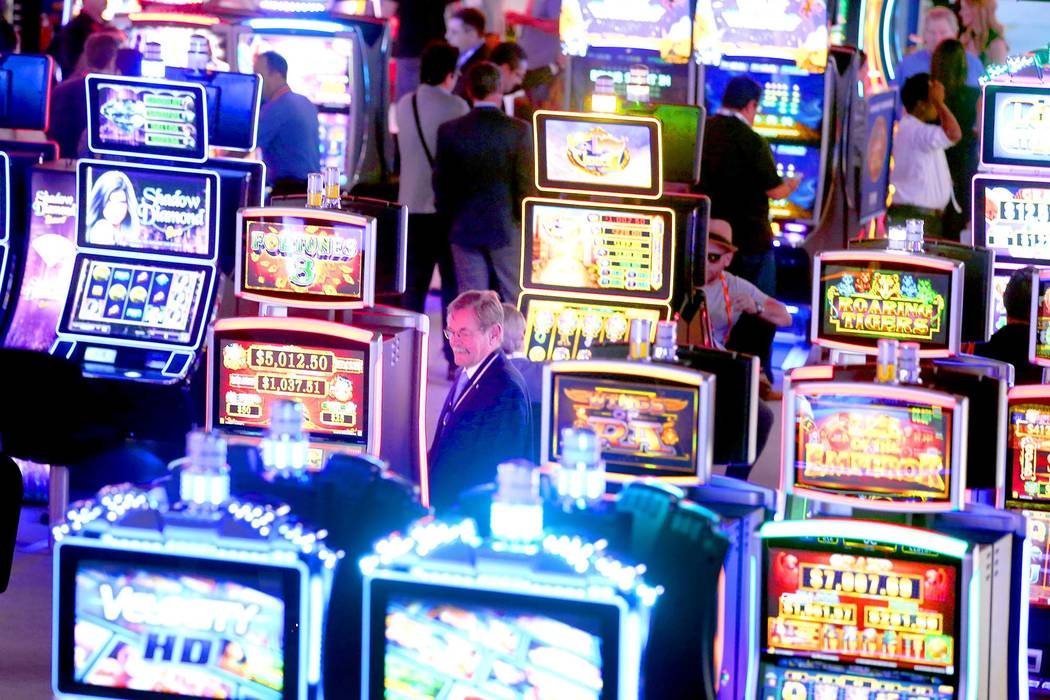 Scientific Games reports fourth straight quarterly loss | Las Vegas  Review-Journal