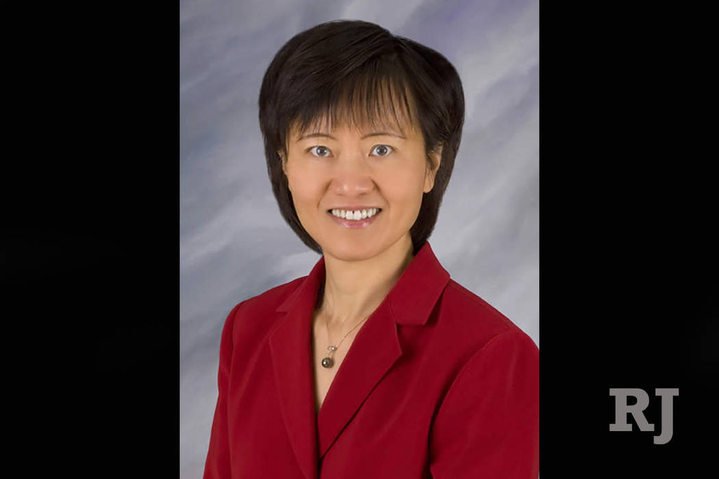 Qiong Liu, former North Las Vegas city manager