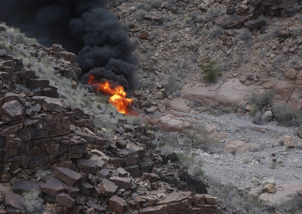 Fifth victim dies from Grand Canyon helicopter crash, 2 still critical