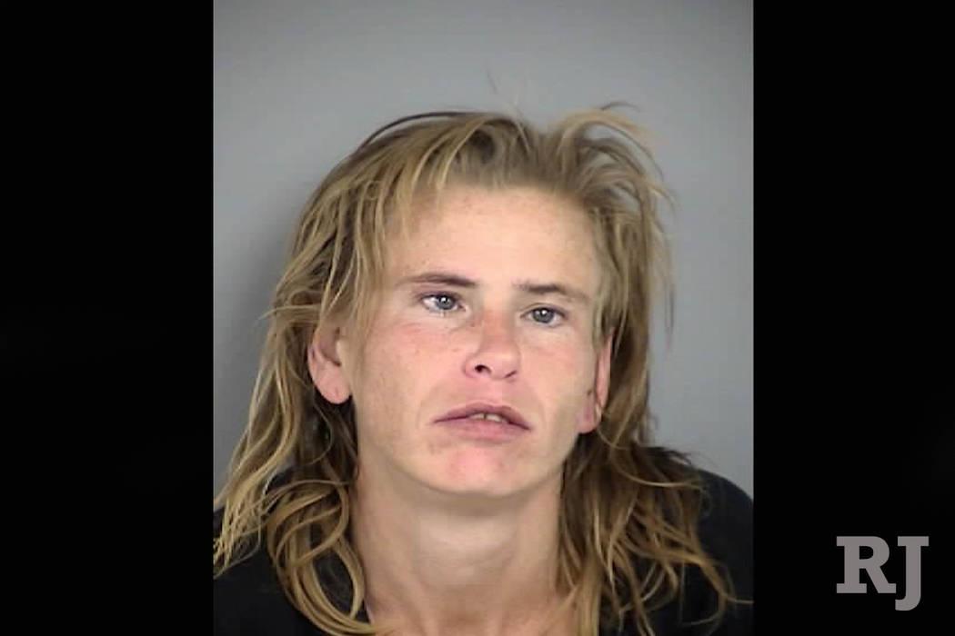 Kisstal Killough (Las Vegas Metropolitan Police Department)
