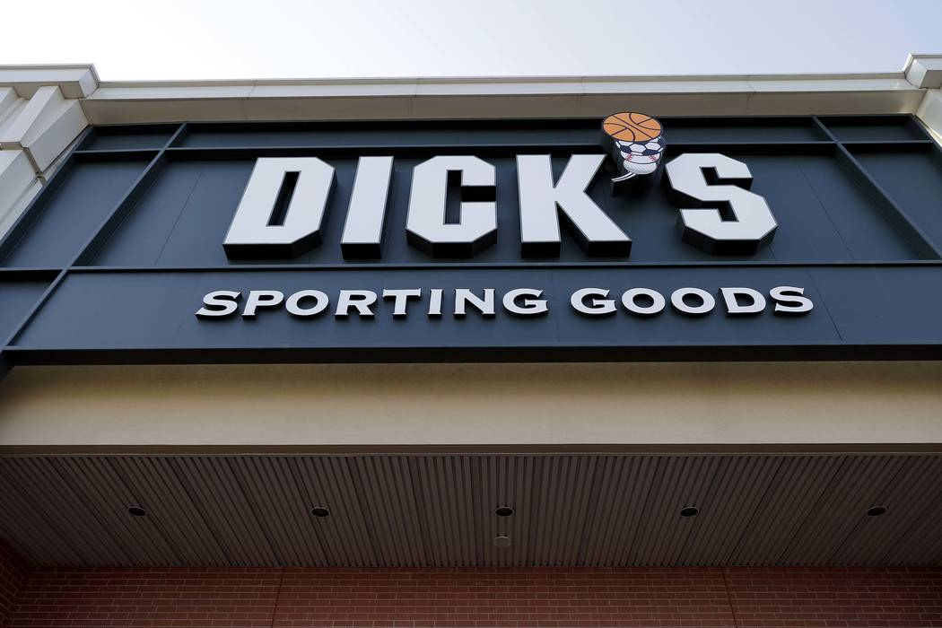Dick's Sporting Goods announced Wednesday that it will immediately end sales of assault-style rifles and high capacity magazines at all of its stores and ban the sale of all guns to anyone under 2 ...