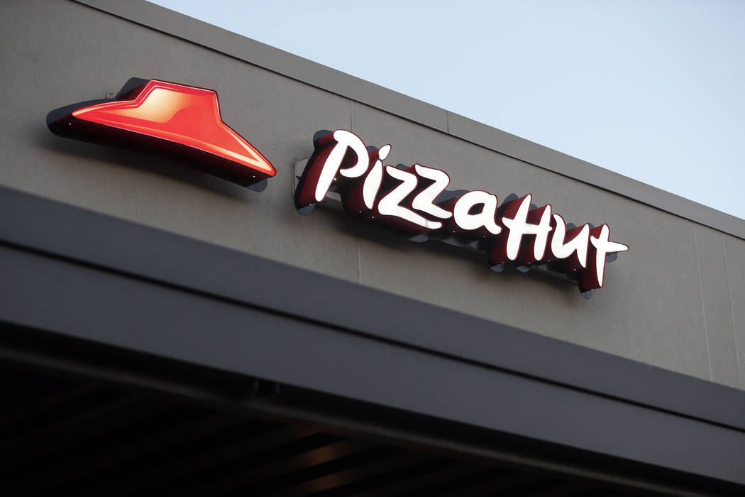 A Pizza Hut restaurant in New Orleans, Dec. 16, 2016. The NFL announced a multiyear marketing deal with Pizza Hut on Wednesday, Feb. 28, 2018, one day after the league and Papa John's said that th ...
