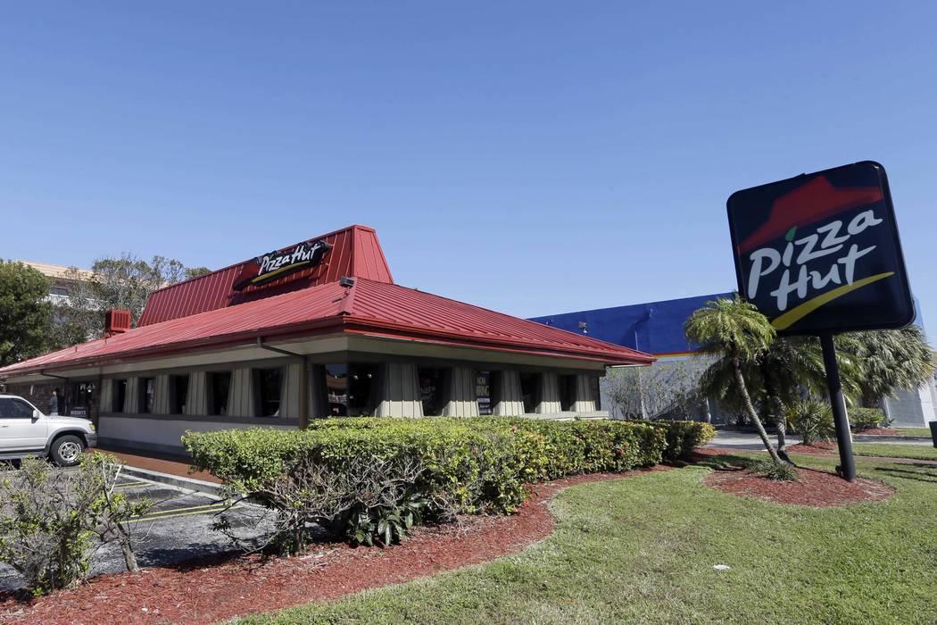 Nfl Announces Pizza Hut As New Pizza Sponsor Las Vegas Review Journal