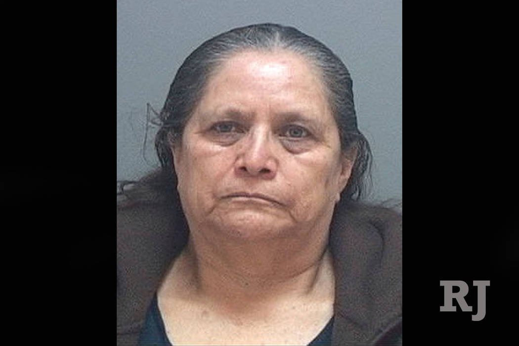 Elvira Ortega, 66 (Salt Lake City police via AP)