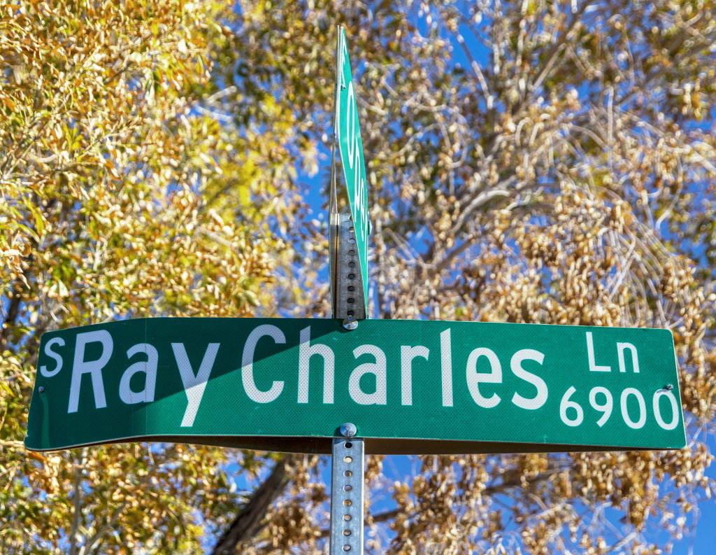 Ray Charles Lane on Wednesday, Dec. 20, 2017, in Las Vegas. Benjamin Hager Las Vegas Review-Journal @benjaminhphoto