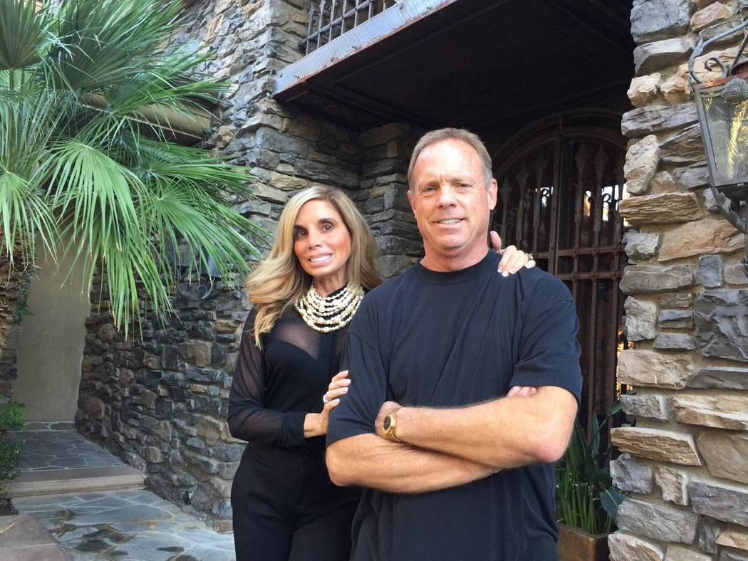 Brad and Ann Adams have listed their Macdonald Highlands home on the market for $3.5 million. (Synergy/Sotheby's International Realty)