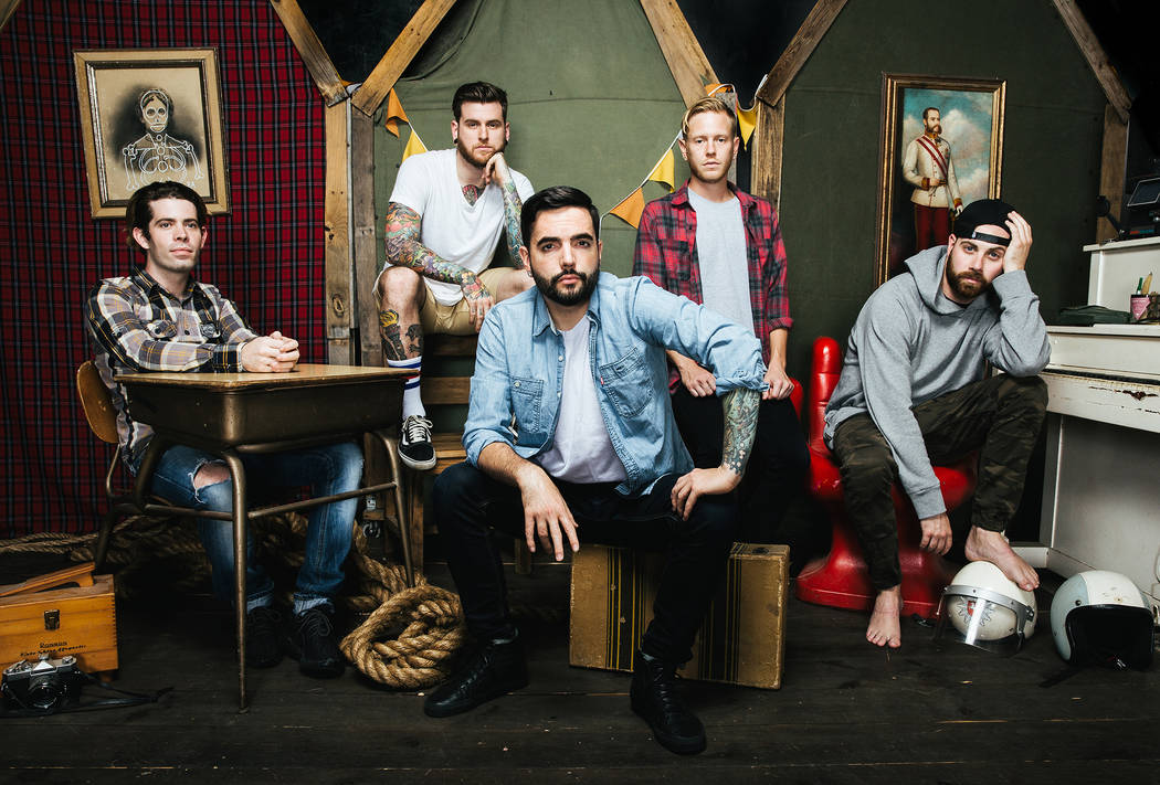 Credit: James Hartley A Day to Remember