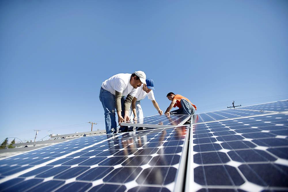 Rooftop Solar Rebounds Still Faces Challenges Las Vegas