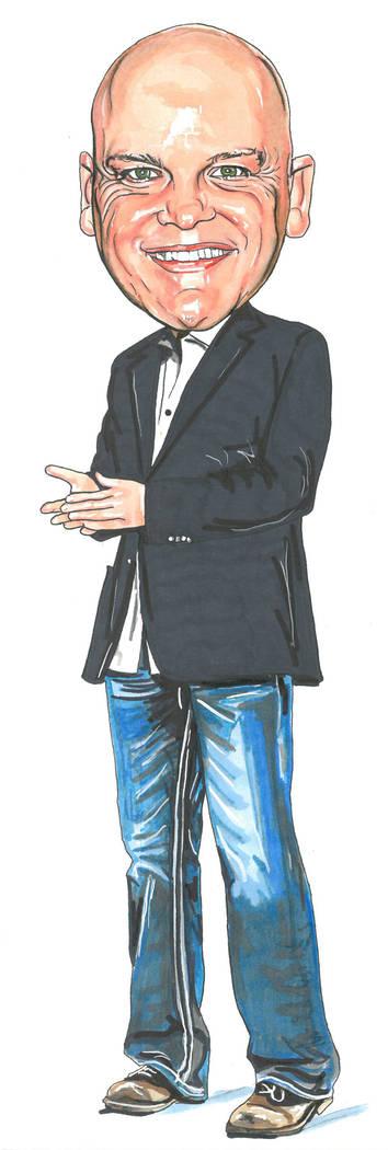 Chet Buchanan illustration. Neil Portnoy