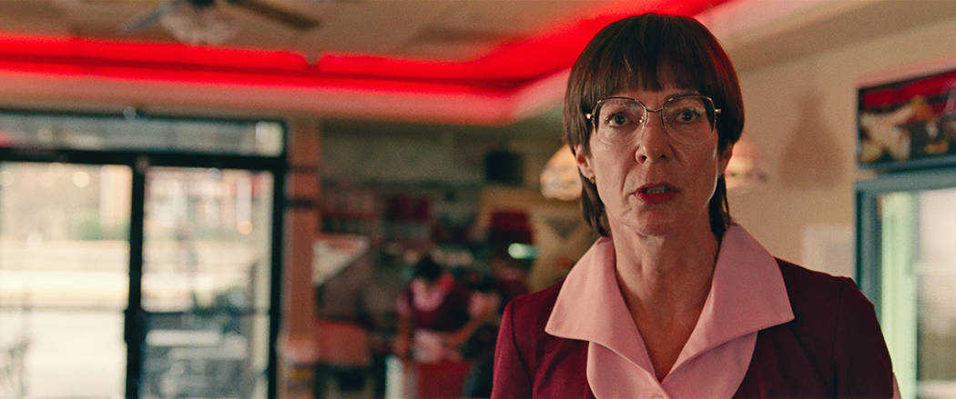 "Allison Janney as Tonya Harding's mother, Lavona Golden, in ""I, Tonya."" (NEON)"