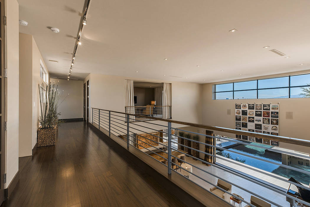 The loft.  (Shapiro & Sher Group)