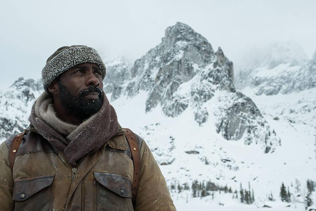 "Idris Elba stars in ""The Mountain Between Us."" Photo by Photo Credit: Kimberley French - © TM & © 2017 Twentieth Century Fox Film Corporation."