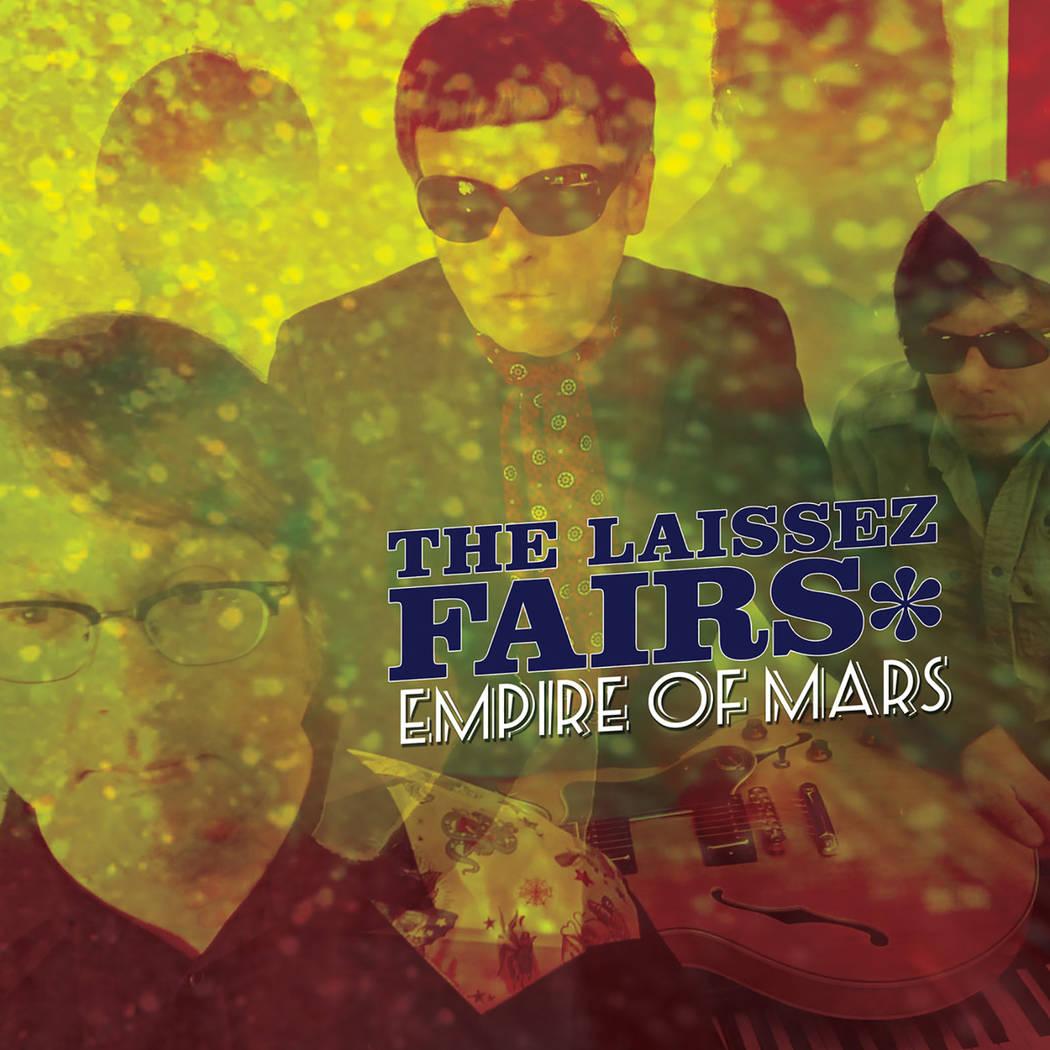"The Laissez Fairs, ""Empire of Mars"""