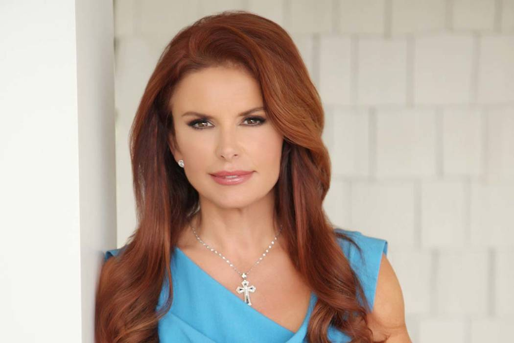 Roma Downey Actress Mom Talks About New Book Box Of Butterflies