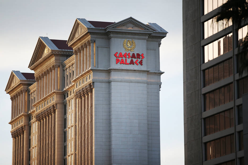 Caesars raises parking rates at Las Vegas Strip properties