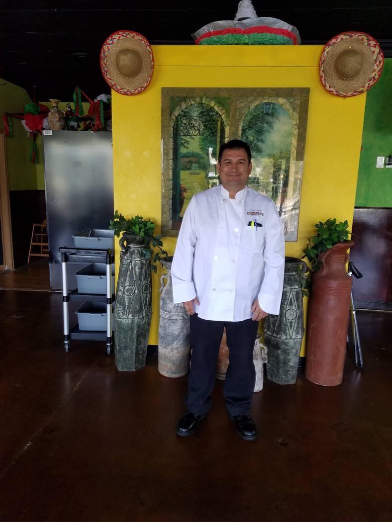 Jose Rodriguez, Chavelo's Mexican Bar & Grill (Heidi Knapp Rinella)