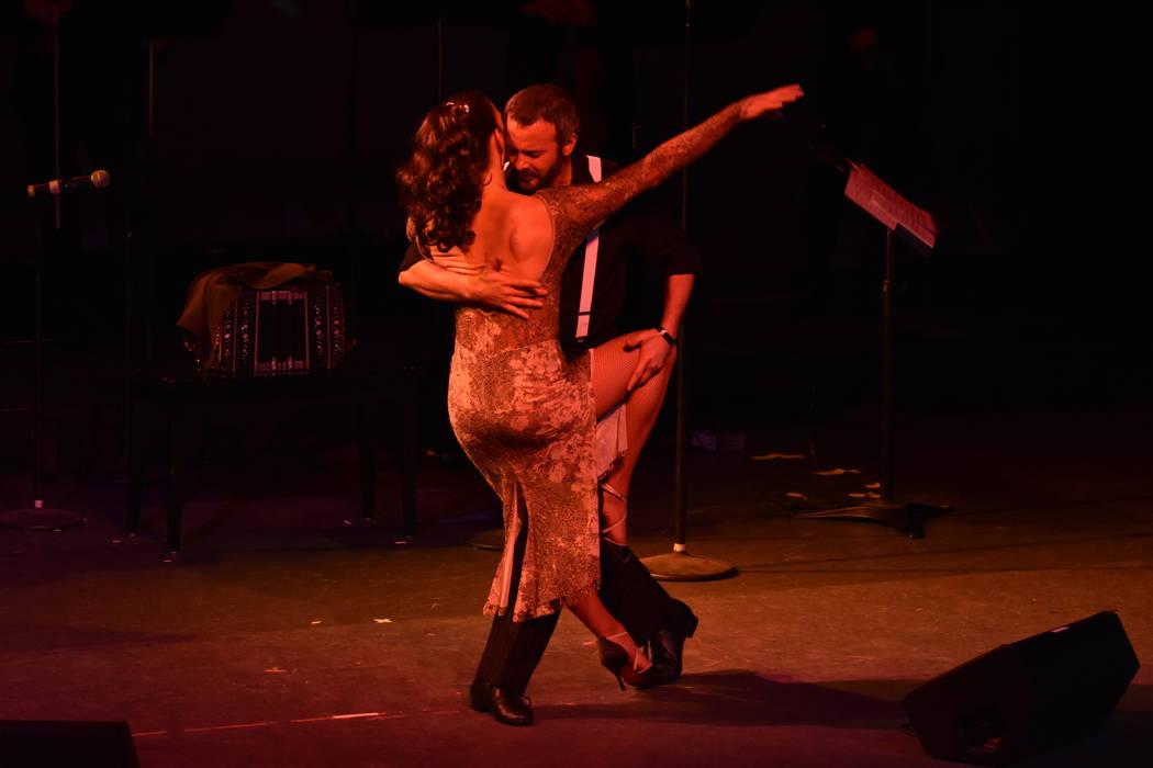 """Winchester Cultural Center celebrates """"Tango Malambo"""" March 9 and 10, 2018. (Winchest Cultural Center)"""