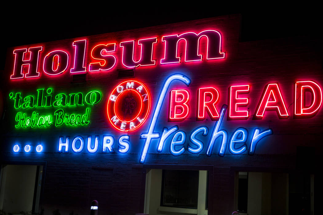 The Holsum Bread Factory, photographed Tuesday, March 6, 2018 will be the new location of cybersecurity company NS8's West Coast operations at the corner of Charleston and Martin Luther King boule ...