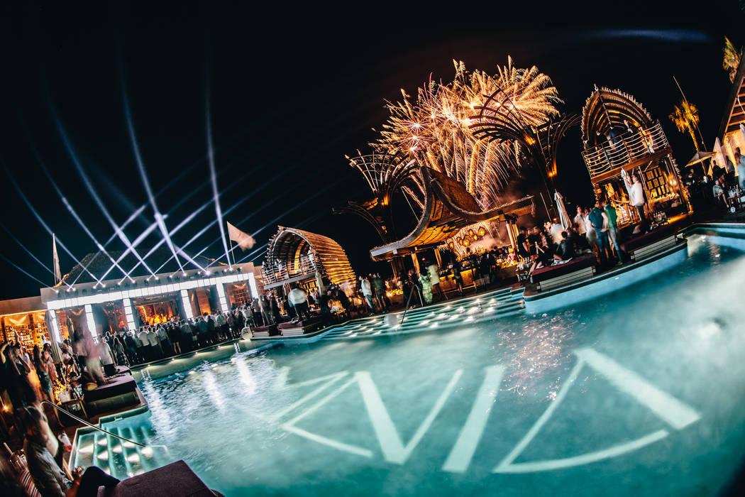 Omnia dayclub opening in Los Cabos on Feb. 24. (Joe Janet)