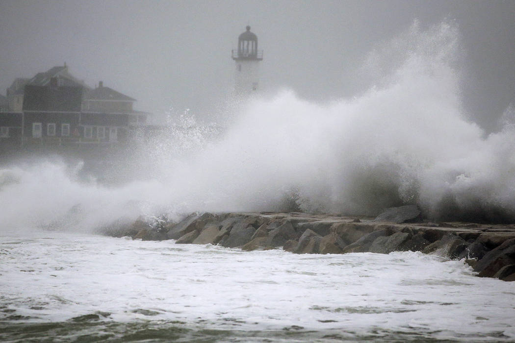 Northeast winter storm kills 7, knocks out power to 2 million