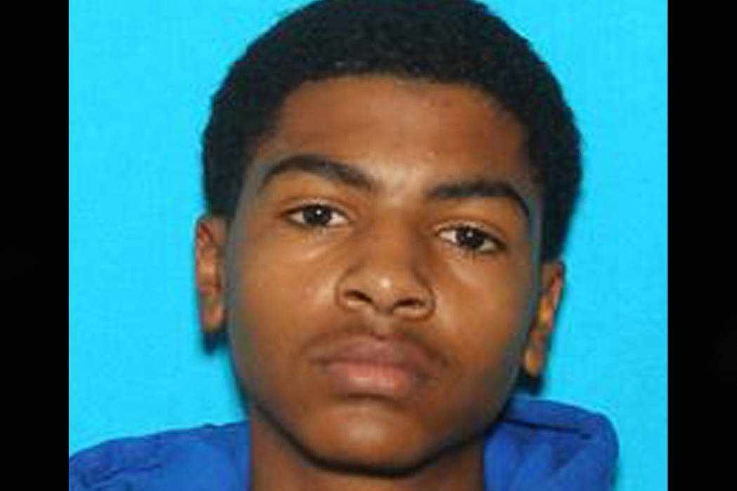 This undated photo provided by Central Michigan University shows James Eric Davis Jr., who police identified as the shooting suspect at a Central Michigan University residence hall on Friday, Marc ...