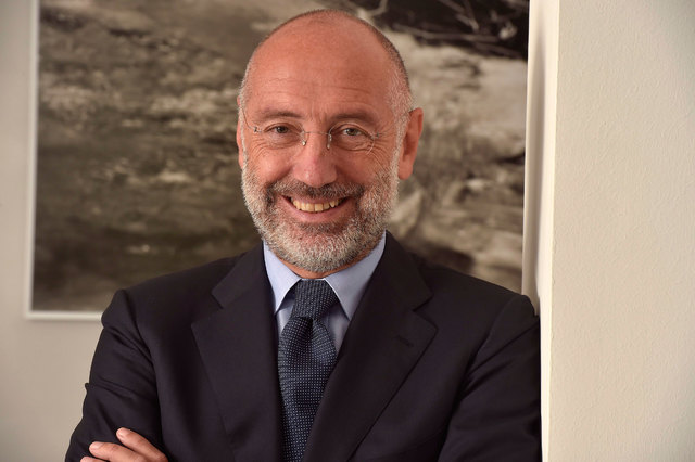 IGT CEO Marco Sala