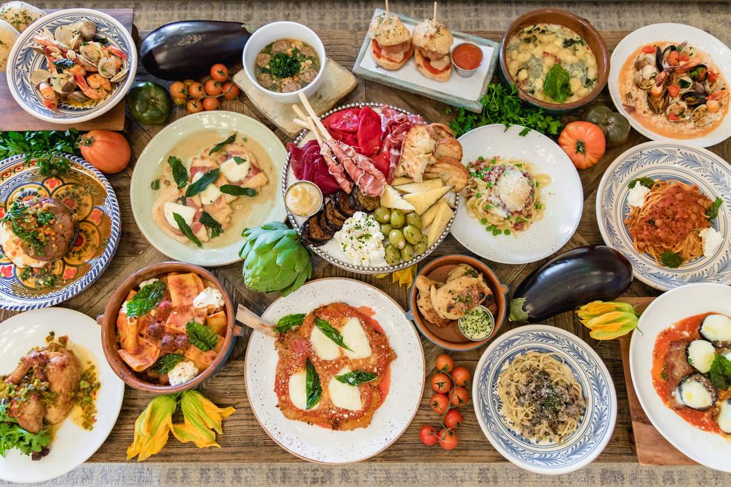 New dishes at Bottiglia Cucina & Enoteca (Ryan Hafey)