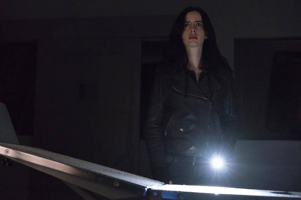 "Krysten Ritter stars in Marvel's ""Jessica Jones."" (David Giesbrecht/Netflix)"