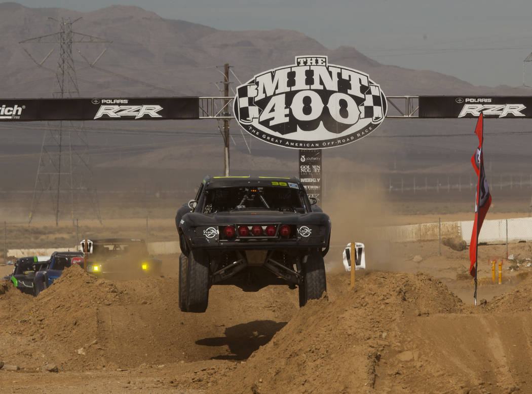 History of mint 400 race in las vegas photos las vegas for Miranda motors used trucks
